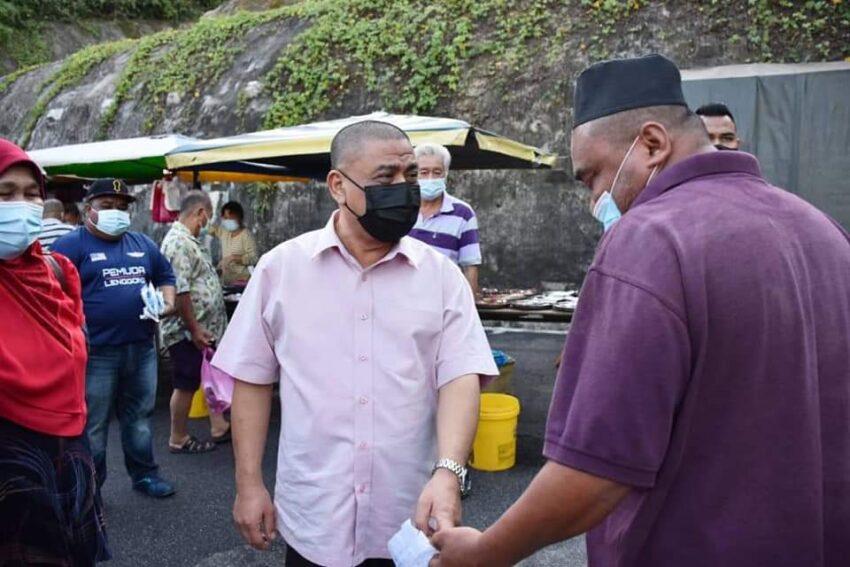 Umno Perak hanya runding agihan kerusi dengan Pas, tak libatkan PN