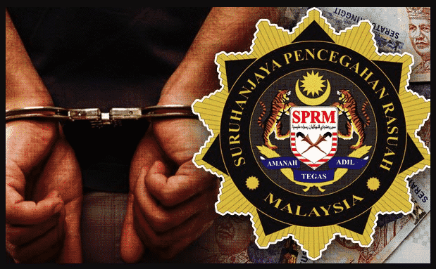SPRM tahan timbalan pengerusi negeri sebuah parti politik
