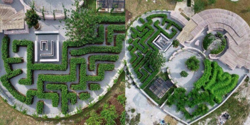 Terbesar di Malaysia, 'Maze Park' di Perak ini bakal jadi tumpuan terbaru pelancong