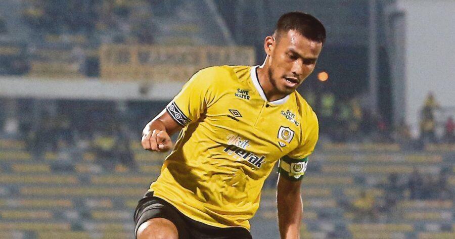 Klausa 9.7 : Terengganu FC nasihat kapten pasukan Perak pertimbang tawaran?