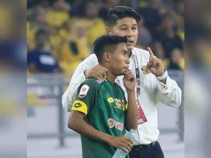 Fayadh Zulkifli 'punca' Perak FC gagal kutip tiga mata di Stadium Perak?