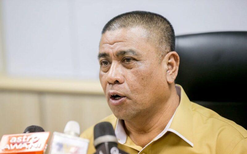 """""""Biar halilintar membelah bumi, UMNO tetap bertanding di Larut"""" – Saarani"""