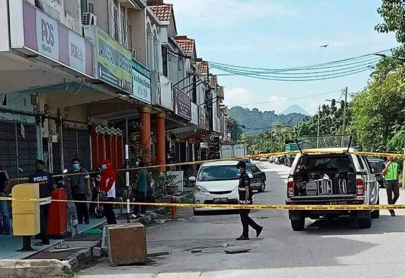 Polis cari kumpulan terlibat pecah masuk pejabat pos, tinggal peti besi atas jalan