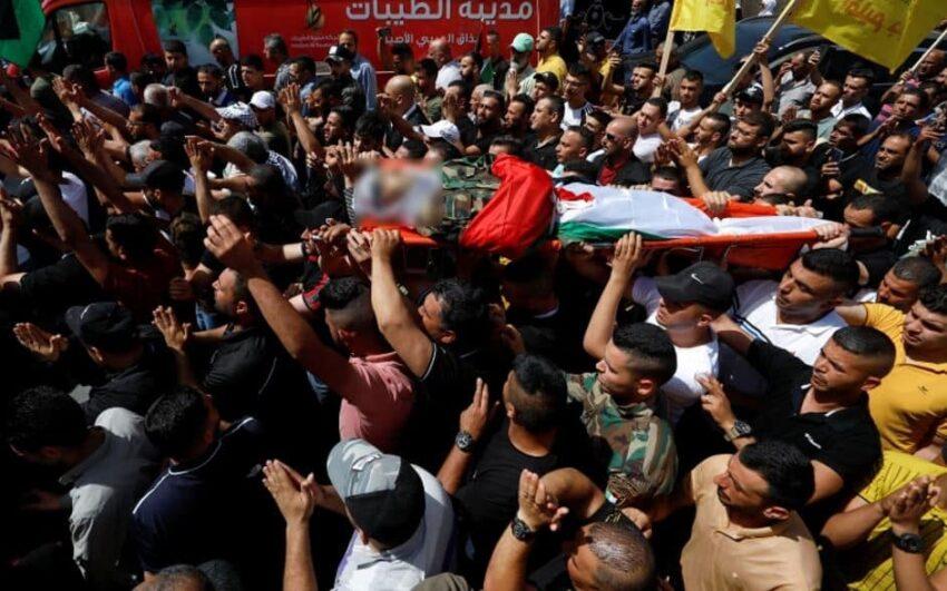 Dua perisik tentera Pal3stin antara tiga dibunuh rejim I5R43L