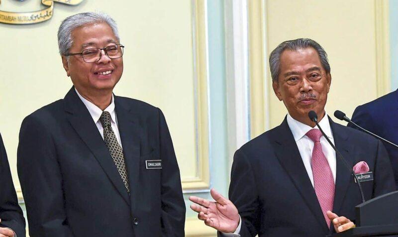 'Jika Muhyiddin letak jawatan, Ismail Sabri boleh jadi PM dalam tempoh singkat, iaitu seminggu', kata veteran Umno
