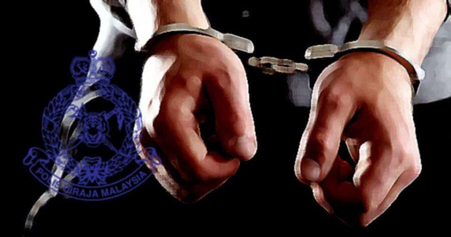 Pesta liar di balai: Seorang anggota polis positif dadah