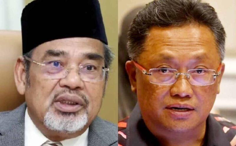 """Audio tular: """"Kalau Covid ini reda, saya khuatir kita tidak akan dapat kredit"""" – Jangan terlalu mendabik dada, Tajuddin ingatkan Rahman Dahlan"""