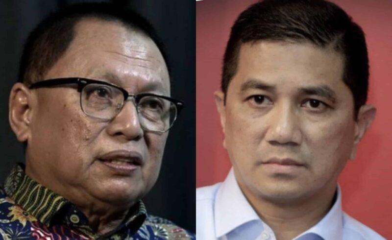 Kecewa tidak dilantik Timbalan Perdana Menteri, adakah Azmin akan buka 'pintu belakang' lagi? – soal Puad