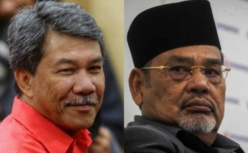 Tok Mat Pengarah Pilihan Raya UMNO ganti Tajuddin
