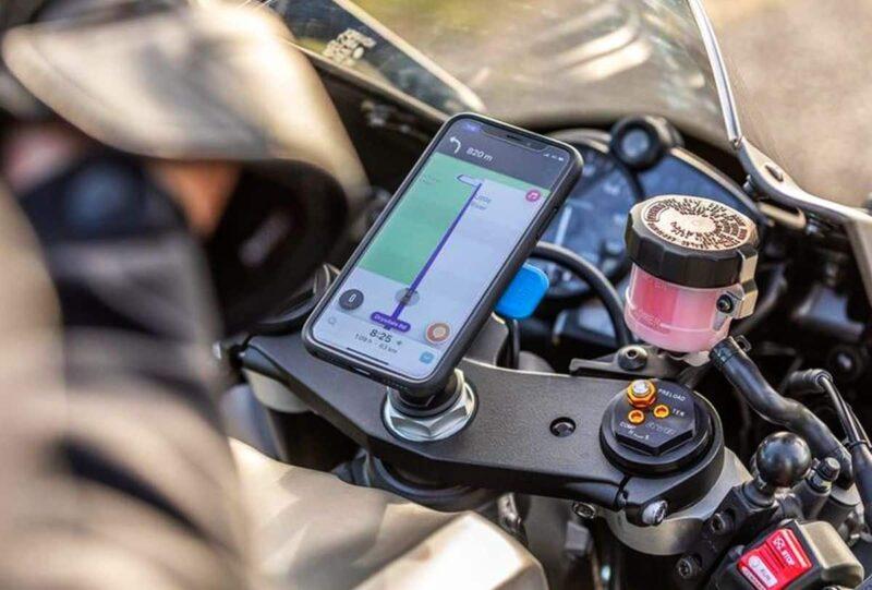 Apple keluarkan amaran kepada pengguna iPhone yang menunggang motosikal