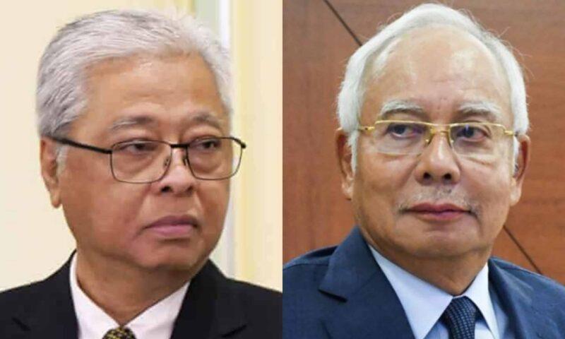 Panas! Ismail 'terpaksa' beri jawatan, halang Najib jadi Presiden UMNO semula