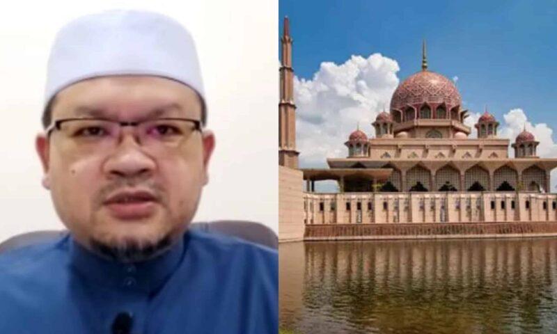 [Video] Isu solat Jumaat, Imam Besar Masjid Putrajaya tampil mohon maafsecara terbuka