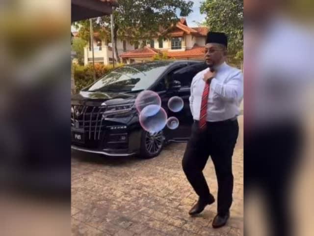 'P45' langgar peraturan jalan raya, Timbalan Menteri Agama mohon maaf