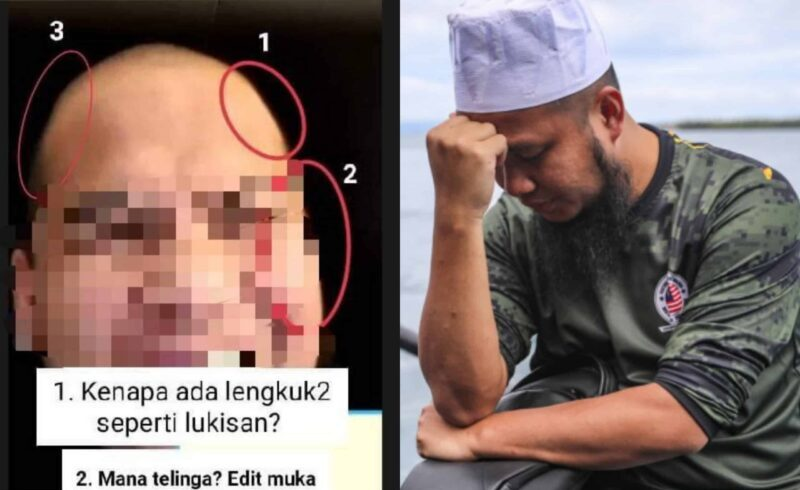 Netizen tampilkan bukti, dakwa video lucah didakwa milik Ebit Lew adalah Deepfake