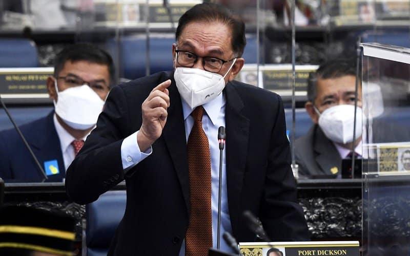 Anwar Ibrahim tidak sesuai jadi Ahli Parlimen Malaysia