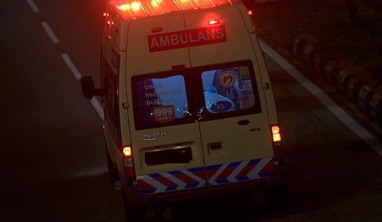Terima panggilan pukul 3 pagi, bila ambulans sampai rumah, rupanya pesakit dah meninggal tiga tahun lepas