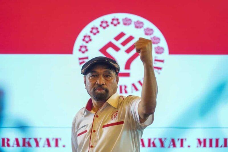 Parti Penaja Kuasa Rakyat yang diasaskan abang Ismail Sabri secara rasmi dilancarkan