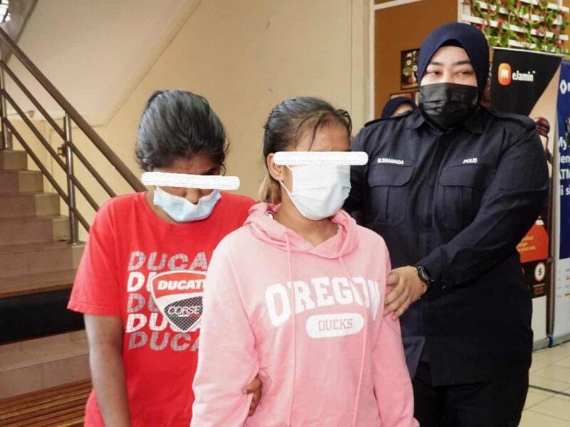 Tiga individu termasuk dua wanita berdepan hukuman gantung
